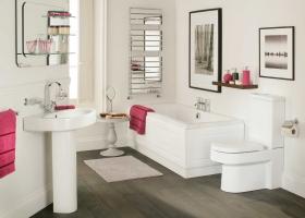 Bộ nội thất phòng tắm