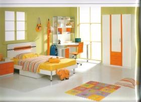 Bộ giường, bàn học trẻ em